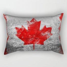 Canada Flag Rectangular Pillow