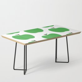 Green Apples Coffee Table