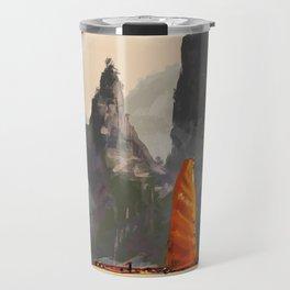 Ha Long Bay Travel Mug