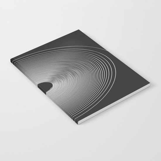 Bulls Eye Notebook