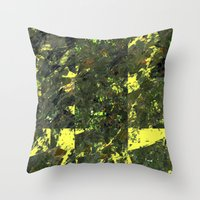 duvet cover Throw Pillows featuring Duvet Cover 406D by Michael Mackin