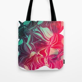 Magnetic Disturbance Tote Bag