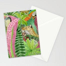 Jungle animals Stationery Cards