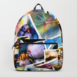 Circus Of Outrageous : Deconstruction Backpack