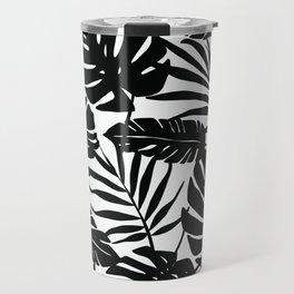 Urban Jungle White Travel Mug