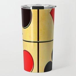 Suits Travel Mug