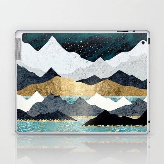 Ocean Stars Laptop & iPad Skin