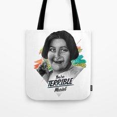 TERRIBLE Tote Bag