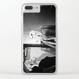 Bitch Please Clear iPhone Case
