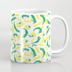 Full Colours green and yellow Summer 2013  Mug