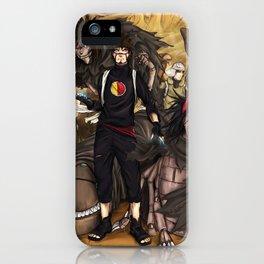 sunagakure iPhone Case