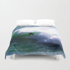 Surf Big Duvet Cover