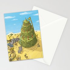 Desert Tart Stationery Cards
