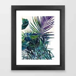The jungle vol 2 Framed Art Print