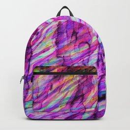 Sticky Transistor Backpack