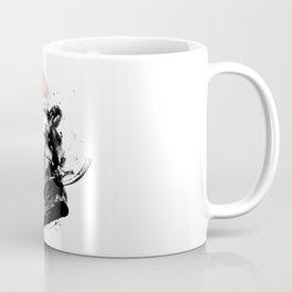 Japanese Warrior Coffee Mug