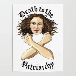 Death to the Patriarchy Poster