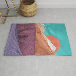 Jewelled Sangria Rug