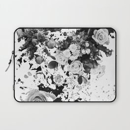 Exploded Frailty Laptop Sleeve