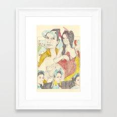 * * Framed Art Print