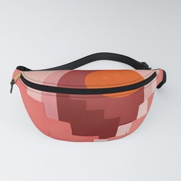 Abstraction_SUN_Architecture_Minimalism_001 Fanny Pack