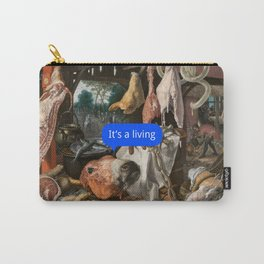Blabs Stall Carry-All Pouch