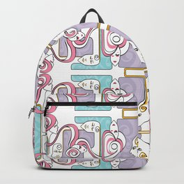 human connection Backpack