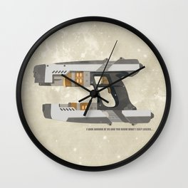 STAR LORD - PETER QUILL Wall Clock