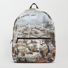 Christmas in Paris Backpack