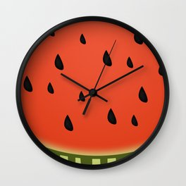 Iphone Android Phone Cases Watermelon Phone Case Wall Clock