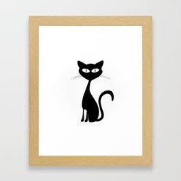 Kitten II Framed Art Print