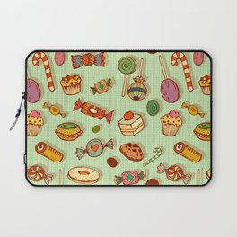 candy and pastries Laptop Sleeve