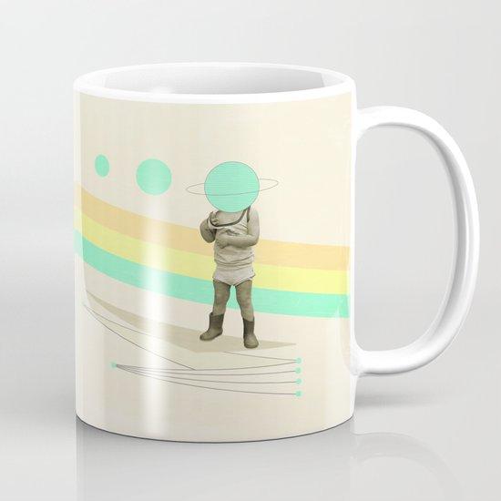 he believes he can fly Mug