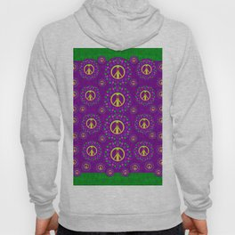 Peace be with us in love and understanding Hoody
