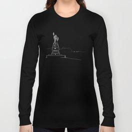 New York by Friztin Long Sleeve T-shirt