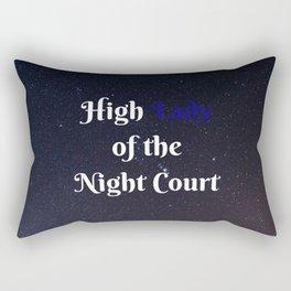 Sarah J. Maas - A Court of Thorns and Roses series Rectangular Pillow