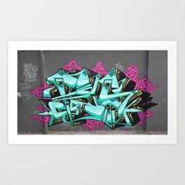 Fes Art Print