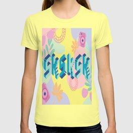 VSCO Girl sksksk T-shirt