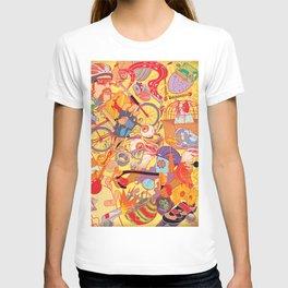 Explosion T-shirt