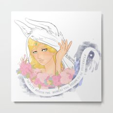 Your own kind of beauty Metal Print