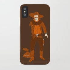 One Armed Bandit Slim Case iPhone X