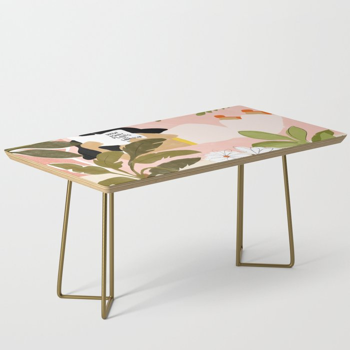 How Many Plants Is Enough Plants? Coffee Table