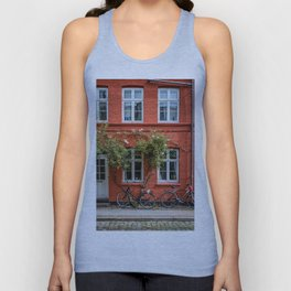 Colors of Copenhagen Unisex Tank Top