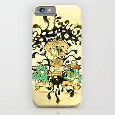 Clockwork parasite iPhone 6s Slim Case