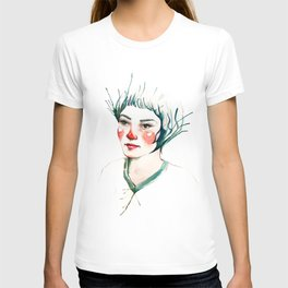 Girl of my imagination T-shirt