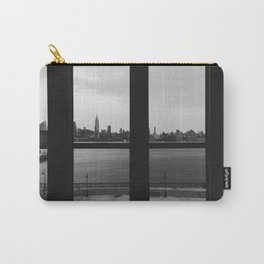 grid manhattan Carry-All Pouch