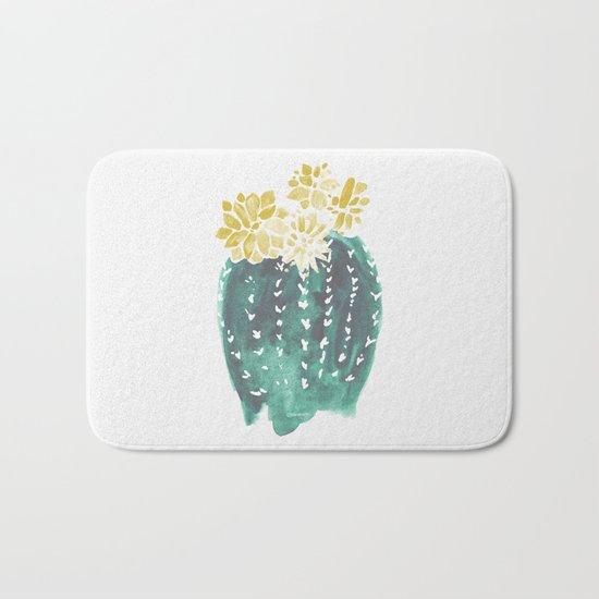 Cactus (4) Bath Mat