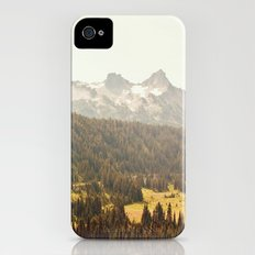 Road through the Mountains Slim Case iPhone (4, 4s)