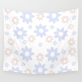 Flowery Wall Tapestry