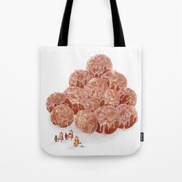 Do-Nut Touch Museum: Funfetti Tote Bag